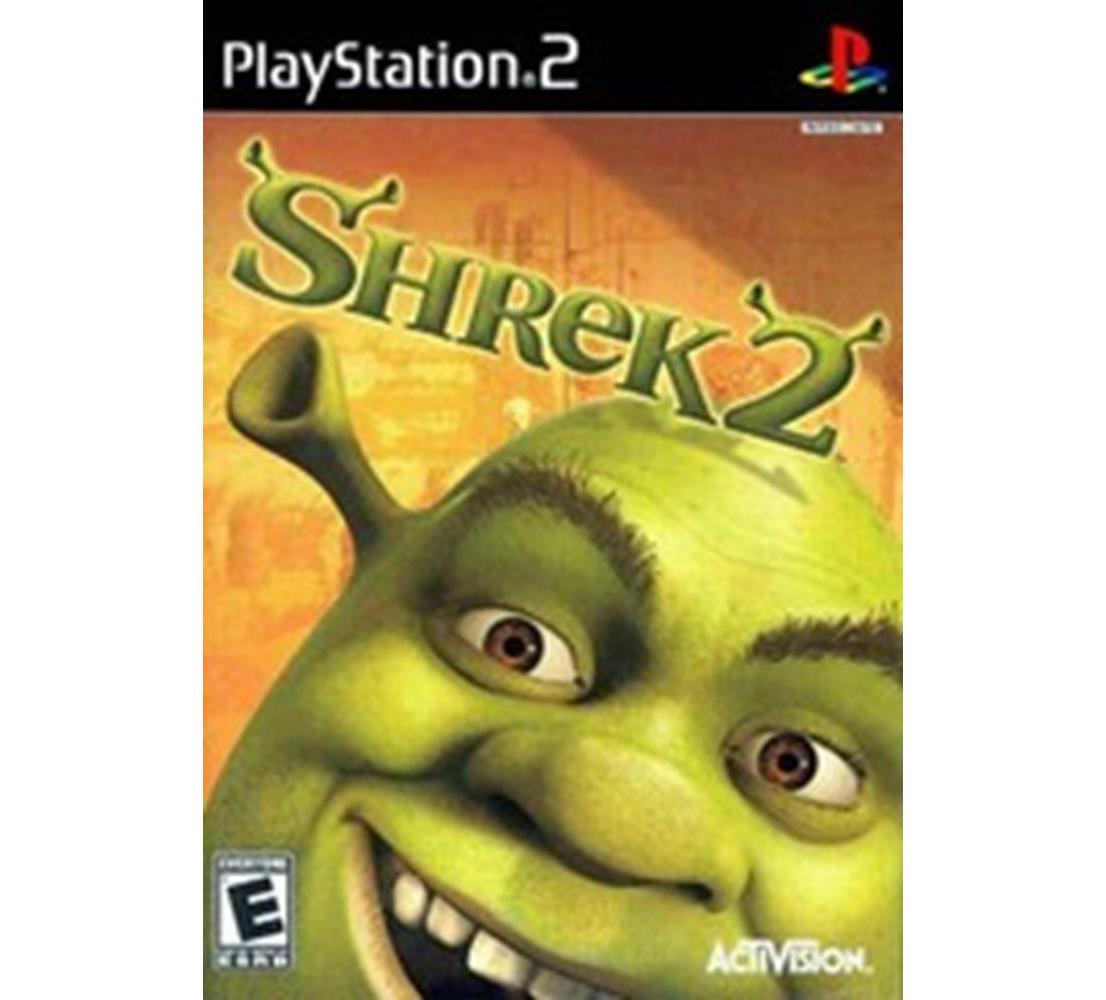 Video Games :: PlayStation :: PlayStation 2 :: PS2 Games :: Shrek 2 - Playstation  2 Game