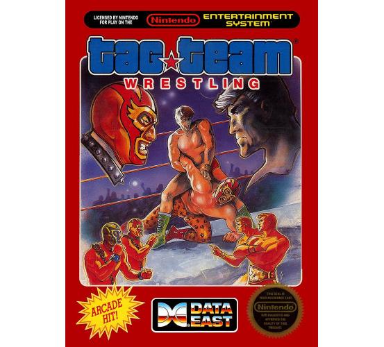 Home :: Video Games :: Nintendo :: NES :: NES Games :: Tag Team  Wrestling-NES game